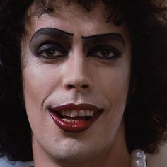 """Tim Curry as Dr. Frank-N-Furter 