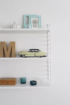 String shelf / Kotisaari