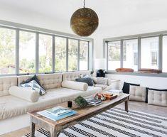 light / bright living room