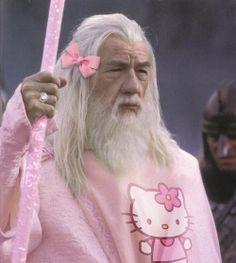 Gandalf#Swag#HelloGandalf
