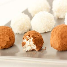 Make Sweet Coconut Truffles with Guidecentral