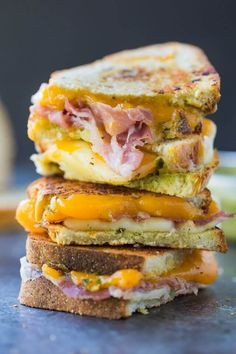 Another cool link is LowCostCarTransport.com  Pesto Prosciutto Grilled Cheese Sandwich recipe