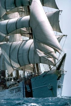 United States Coast Guard Barque EAGLE