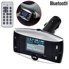 58 best car images on pinterest phone holder mobile phones and cars 1685 aud wireless lcd blutooth car mp3 music player fm transmitter modulator wremote fandeluxe Gallery