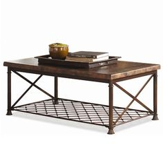 Riverside Furniture Chalet Coffee Table