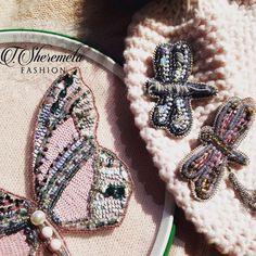 Кофты и свитера ручной работы. Ярмарка Мастеров - ручная работа. Купить Декор бабочка. Handmade. Декоративные элементы, Аппликация, аппликации