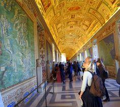Museos Vaticanos - Ciudad del Vaticano. NOV 2014.