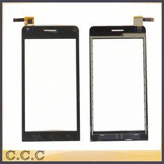 Telefoon voor glas panel touchscreen digitizer voor explay tornado touch screen