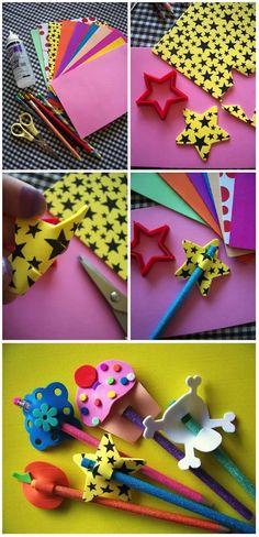 manualidades con goma eva creativas 7