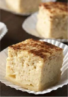 Greek Cheesecake – There's no feta in this Mediterranean-style cheesecake recipe—just Neufchatel cheese and classic Greek ingredients like cinnamon, honey, and Greek-style yogurt!(Kraft No Baking Cheesecake) Greek Sweets, Greek Desserts, Köstliche Desserts, Greek Recipes, Delicious Desserts, Yummy Food, Kraft Foods, Kraft Recipes, Mediterranean Recipes