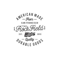 Typographic Logos by Jorgen Grotdal