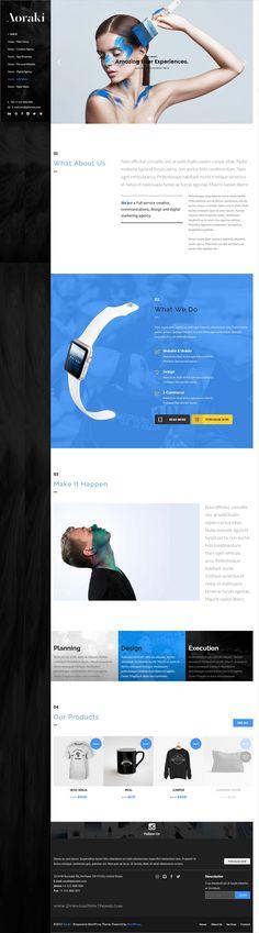 Aoraki is a wonderful responsive multipurpose #WordPress theme for amazing #personal website with 12+ niche homepage layouts download now➩ https://themeforest.net/item/aoraki-multiconcept-business-wordpress-theme/19652714?ref=Datasata