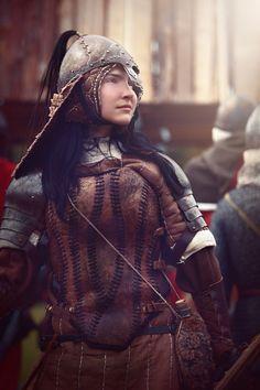 Shieldmaiden by morgoth87 on DeviantArt