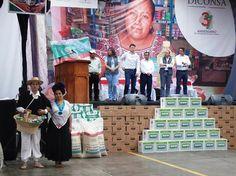 Celebran 37 aniversario del Programa de Abasto Social en Puebla