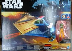 ToyzMag.com » Star Wars Rogue One / Rebels : A-Wing &Hera – Unboxing