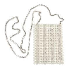 Pearl Satchel - Tessa Bags   YDE South African Fashion, Finding Yourself, Satchel, Pearls, Bags, Handbags, Beads, Crossbody Bag, Bag