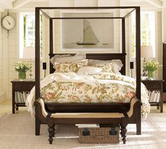 Not completely sold on the lines of the bed, but I love everything else.