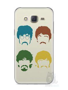 Capa Capinha Samsung J7 The Beatles #1 - SmartCases - Acessórios para celulares e tablets :)