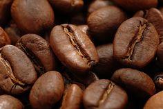 coffee beans  @ BROWN SUGAR