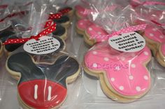 Minnie Mouse Themed Birthday Party   Pin it Like Image