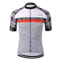 This unique White skull sublimation printing cycling jersey with premium  quality materials. Product Details  27509584d