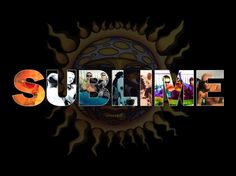 Black Concert: Sublime Live in Uncasville CT Thursday 8-6 & Boston MA Friday 8-7!