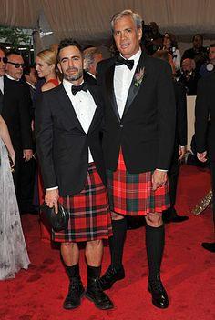 Marc Jacobs & Robert Duffy