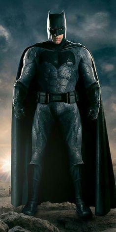 Ben Affleck as Bruce Wayne/Batman in Justice League