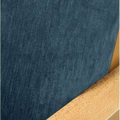 Chenille Navy Blue Futon Cover Chair 231 By Slipcover 59 00 In Stock Ships