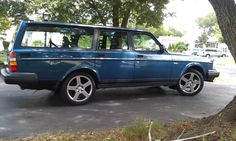 1993 volvo 940 turbo wagon - Google Search