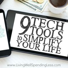 9 Tech Tools to Simplify Your Life Square 2