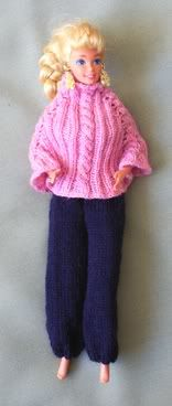 <b>Barbie - Puppen</b> - chic-in-strick -  myblog.de About Me Blog, Dolls, Style, Fashion, Crochet Clothes, Make Your Own, Dressing Up, Handarbeit, Clothing