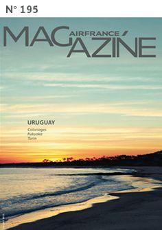 Air France Magazine - Juillet 2013