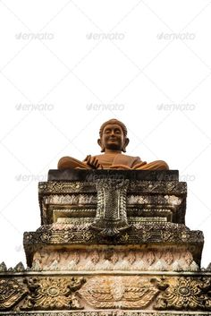Buddha statue in the temple of Thailand. ...  ancient, architecture, art, asia, asian, big, blue, borobudur, buddha, buddhism, buddhist, classical, culture, eyes, face, faith, god, gold, head, heritage, historical, indonesia, japan, java, jogjakarta, landmark, landscape, meditation, monument, mountain, nature, old, oriental, people, portrait, pray, pyramid, religion, religious, ruin, sculpture, sitting, sky, statue, stone, stupa, sunny, temple, tradition, trees