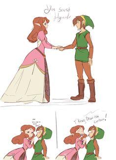 "Tagged ""My art"" | Hunter x Hunter ♥ The Legend of Zelda"