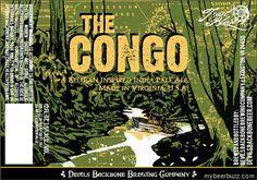 Devils Backbone - The Congo Belgian-Inspired IPA