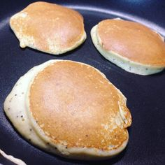 Croissants, Healthy Breakfast Recipes, Paleo Recipes, Crepes, Vegan Pancakes, Cupcakes, Happy Foods, The Breakfast Club, Sweet Cakes
