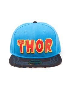 963e13c5fb054 Marvel Comics The Mighty Thor Snapback