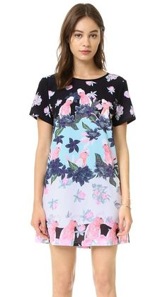 MINKPINK What A Galah Tee Dress