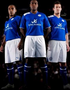6046b8fadcb This is the new Leicester City kit 2012/13, Championship outfit Leicester  City's new