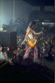 Led Zeppelin in Boston, 1969