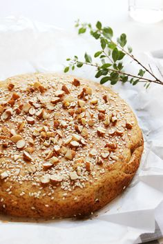 Beside the amazing taste, this cake has a heavenly aroma, coming from the combination of cardamom and saffron.