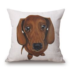 21 Best Dog Print Cushions Images In 2017 Pillows Pillow Covers