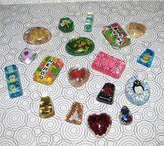 Resin Jewelry Tutorial step-by-step