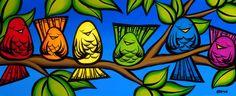 heather brown birds - Buscar con Google Heather Brown, Brown Bird, Hawaii, Birds, Google, Painting, Art, Art Background, Painting Art