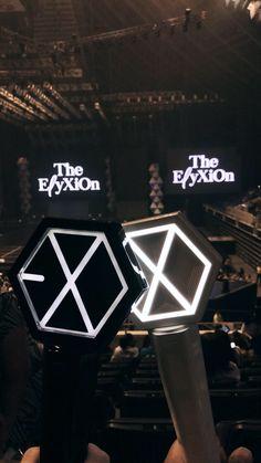 Lightstick Exo, Kpop Exo, Exo Kai, Exo Chanyeol, Kyungsoo, Number Wallpaper, Ocean Wallpaper, Exo Anime, Exo Merch