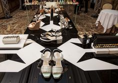 The Pollini Spring/Summer 2014 presentation in Paris