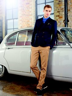 60s style from Burton Menswear