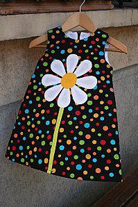Louise et Valentin - Dress for little girl