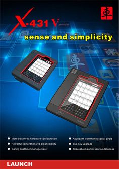 US$790.00 - Launch X431 V (X431 Pro) Wifi/Bluetooth Tablet Full System Diagnostic Tool